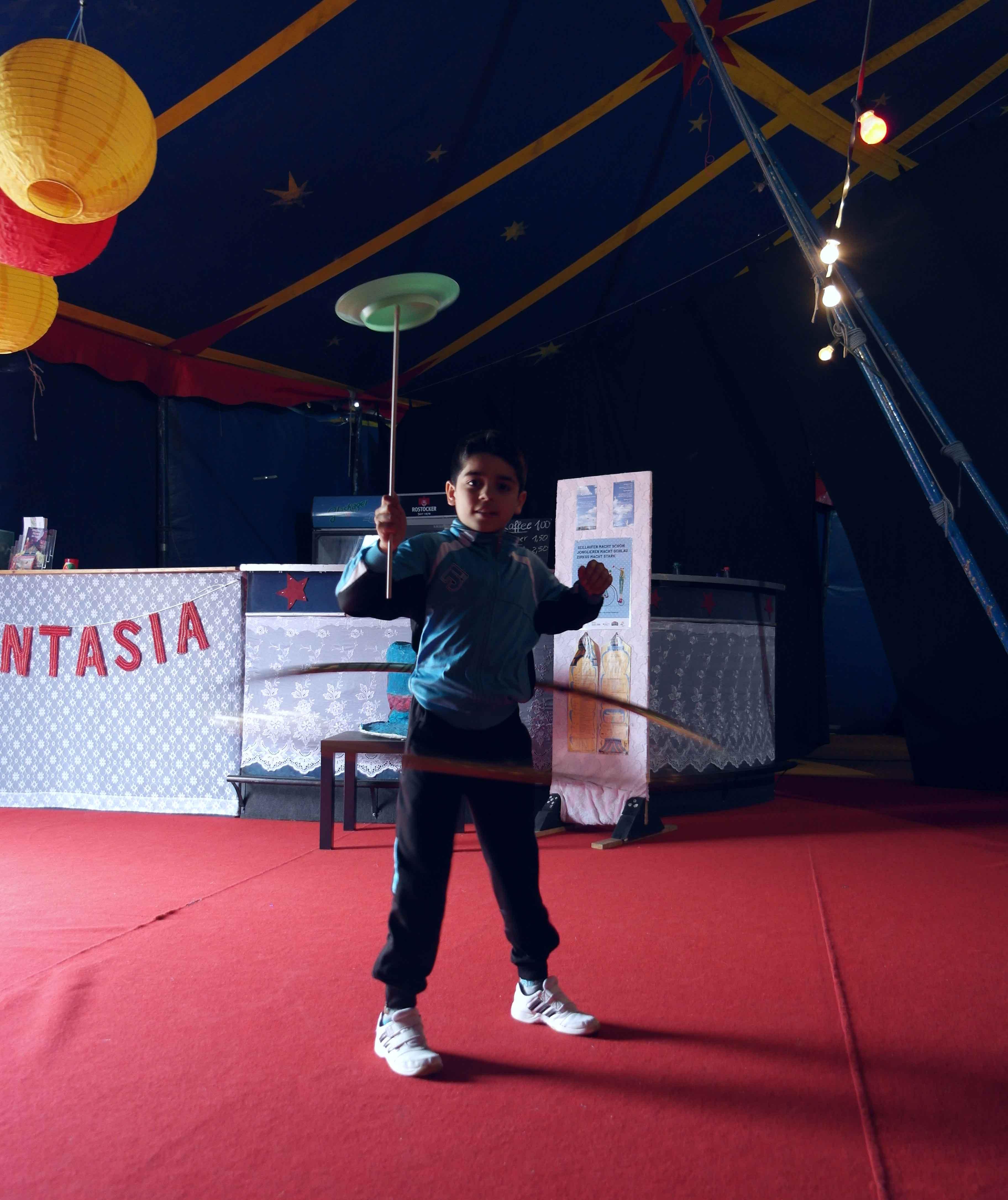 Zirkus Rostock 2021
